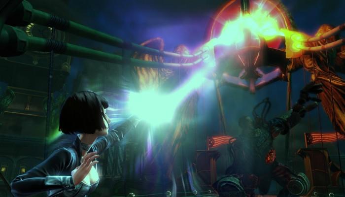 к игре BioShock Infinite