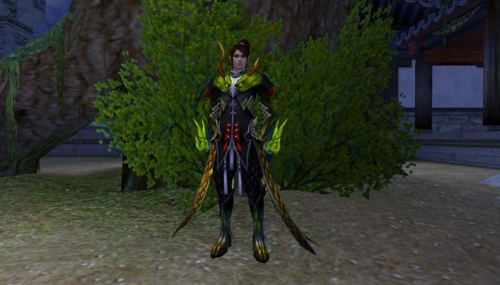 к игре Jade Dynasty: Vengeance