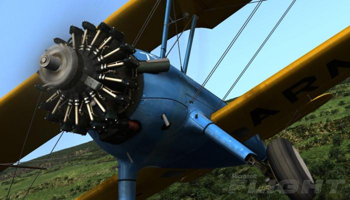 к игре Microsoft Flight
