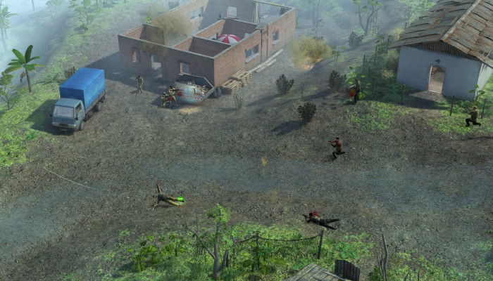 к игре Jagged Alliance: Back in Action