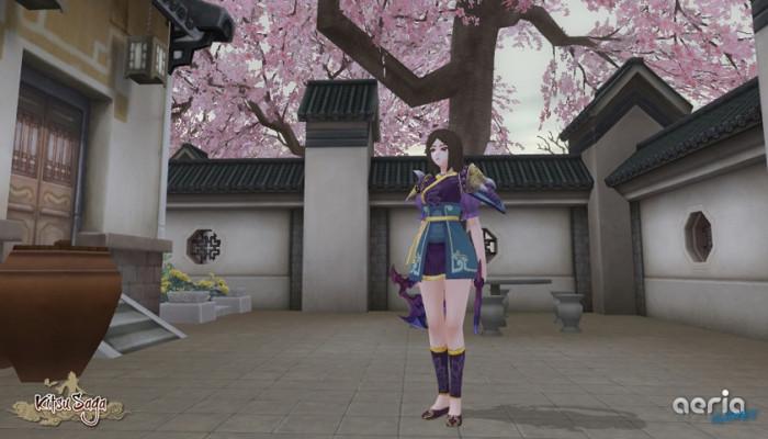 к игре Kitsu Saga
