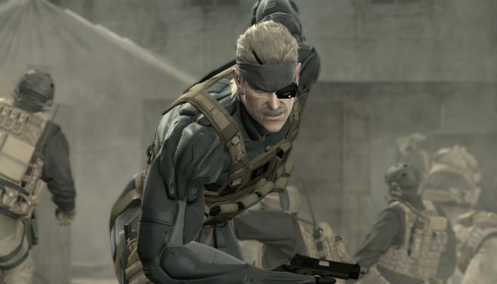 к игре Metal Gear Solid 4: Guns of the Patriots