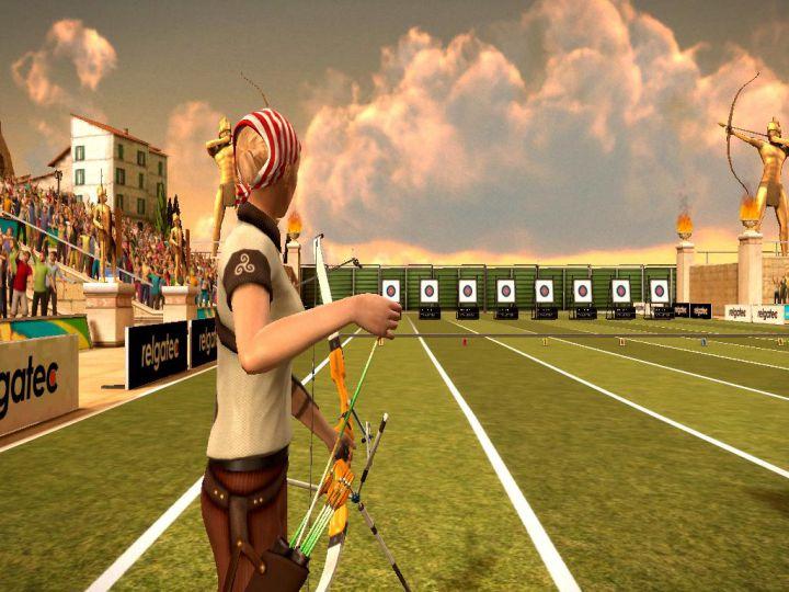 31.08.2010 дополнить скриншоты к Summer Challenge: Athletics Tournament.