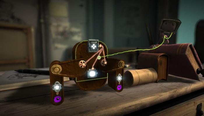 к игре LittleBigPlanet 2