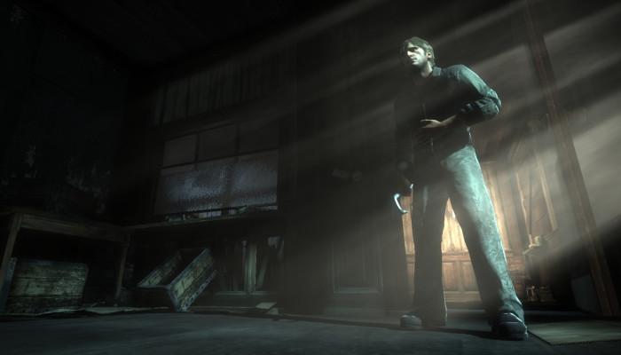к игре Silent Hill: Downpour