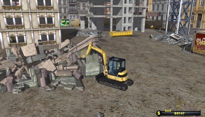 к игре Demolition Company