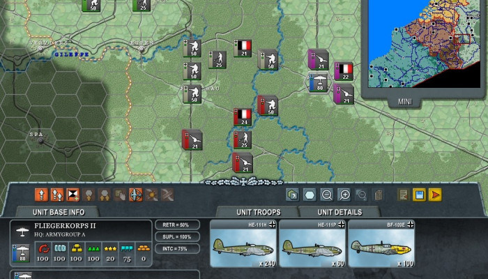 к игре Decisive Campaigns: The Blitzkrieg from Warsaw to Paris