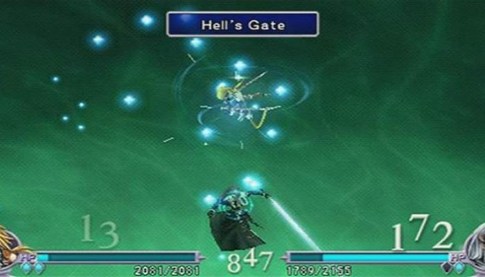 к игре Dissidia: Final Fantasy