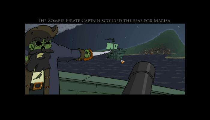 к игре Zombie Pirates