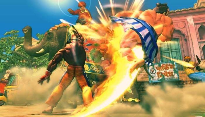 к игре Super Street Fighter 4