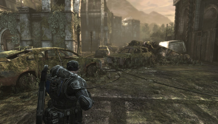 к игре Gears of War 2