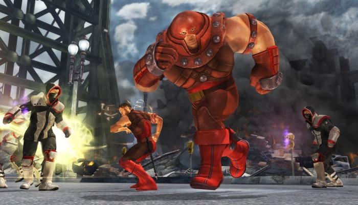 к игре X-Men: Destiny