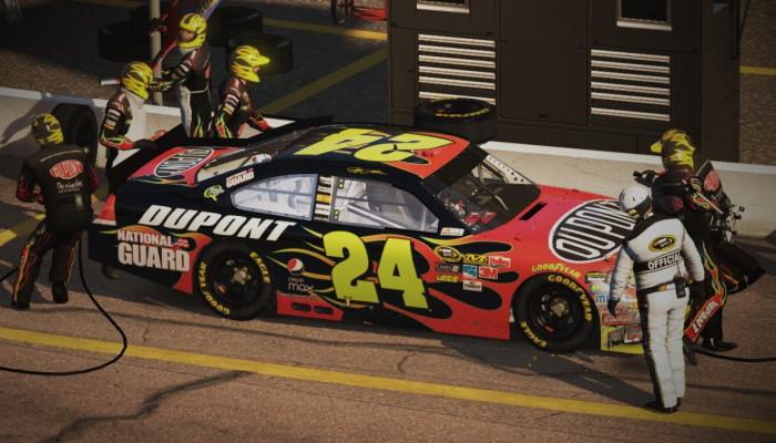 к игре NASCAR: The Game 2011