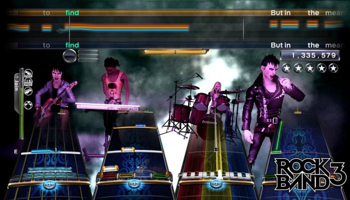 к игре Rock Band 3