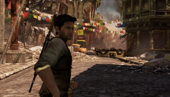 к игре Uncharted 2: Among Thieves