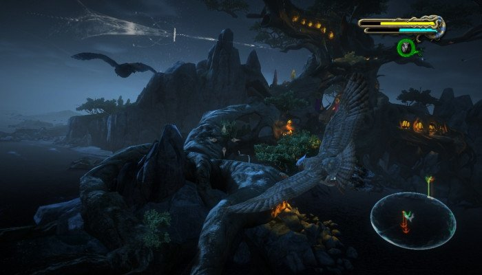 к игре Legend of the Guardians: The Owls of Ga'Hoole - The Videogame