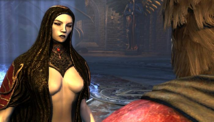 к игре Castlevania: Lords of Shadow