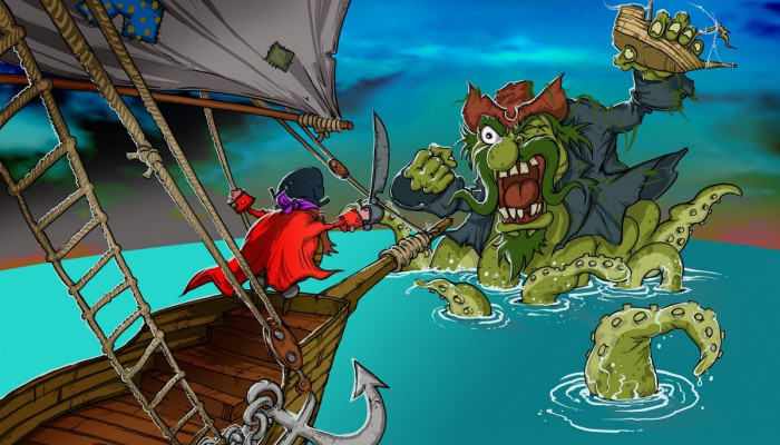 к игре Woody Two-Legs: Attack of the Zombie Pirates
