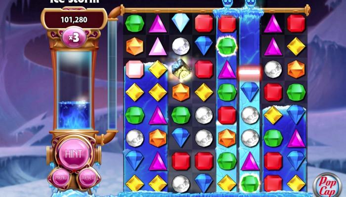 к игре Bejeweled 3