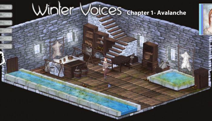 к игре Winter Voices Episode 1: Those Who Have No Name