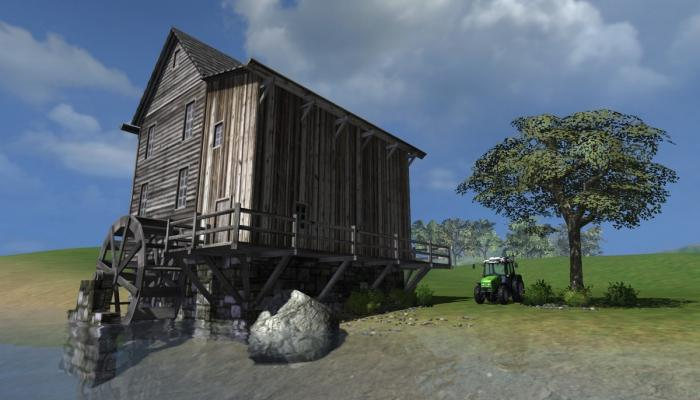 Farming Simulator 2011 Русификатор