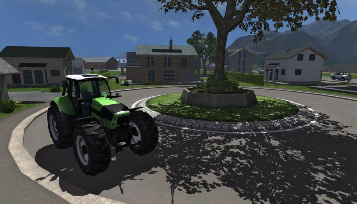 к игре Farming Simulator 2011