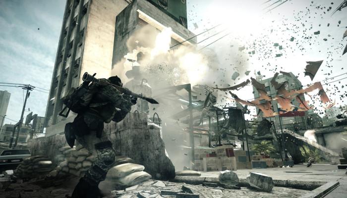 к игре Battlefield 3