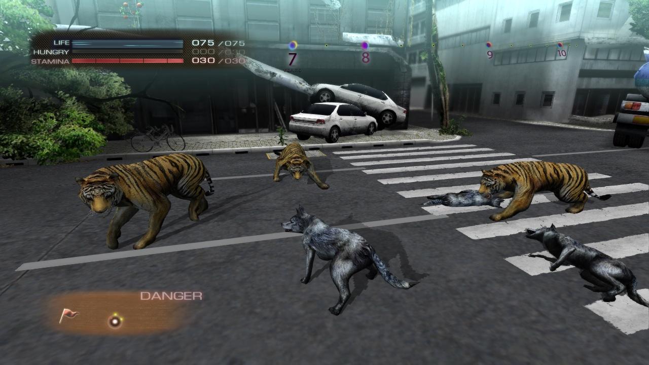 скачать игру tokyo jungle на пк