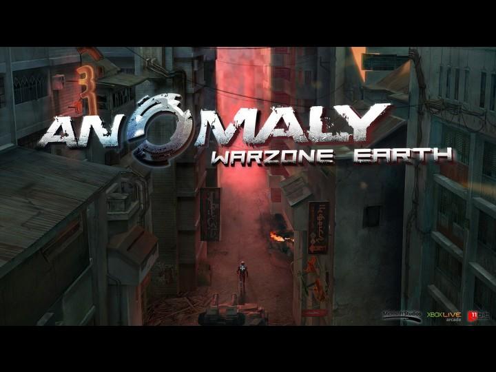 Anomaly Warzone Earth HD для Android OS - (11 bit studios) 2013 Игра, перев