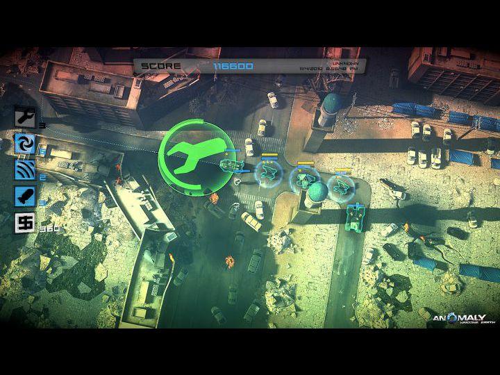 Скриншот из игры Anomaly: Warzone Earth под номером 1. Перейти к скриншоту
