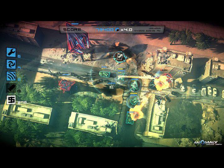 Официальный трейлер игры Anomaly: Warzone Earth от гейм-студии 11 bit studi