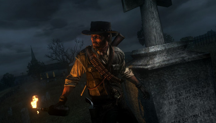 к игре Red Dead Redemption: Undead Nightmare