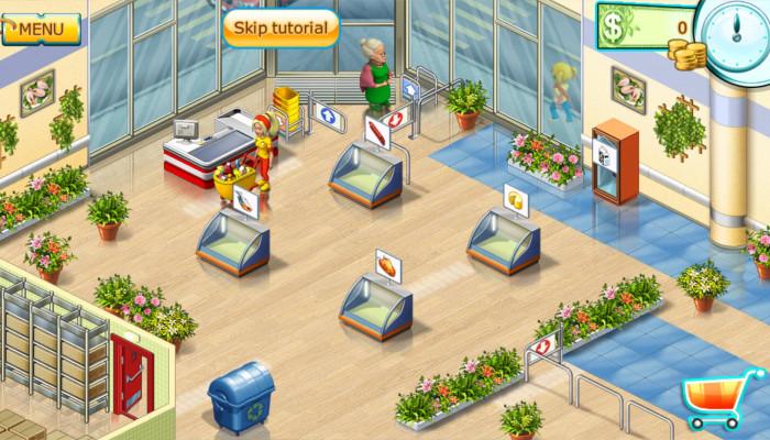 к игре Supermarket Mania 2