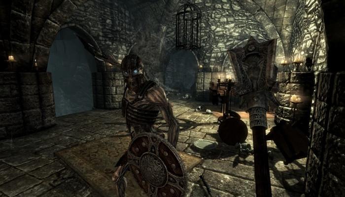 к игре Elder Scrolls V: Skyrim, The