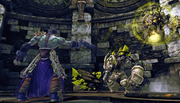 к игре Darksiders II