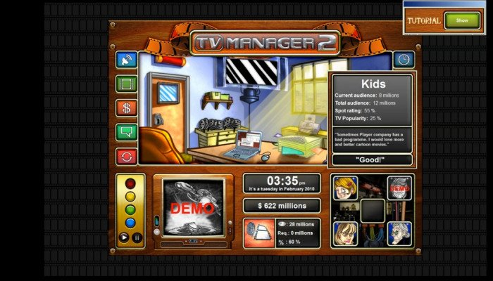 к игре TV Manager 2