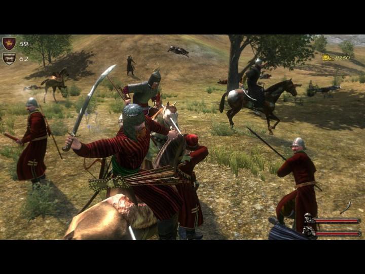 Все об игре mount & blade огнем и мечом - дата выхода, системные требов
