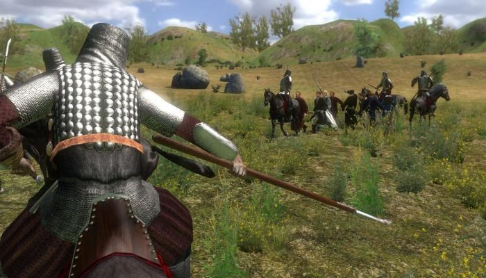 к игре Mount & Blade: With Fire and Sword