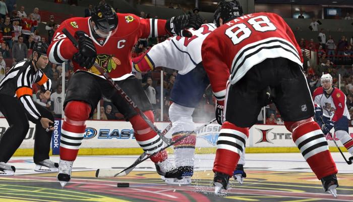к игре NHL 11