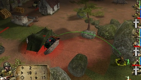 к игре Legends of War: Patton's Campaign