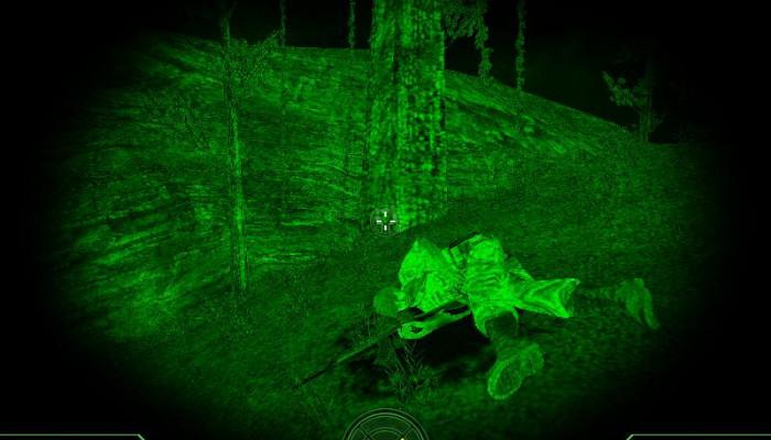 к игре Tom Clancy's Ghost Recon: Island Thunder