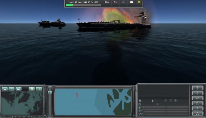 к игре Naval War: Arctic Circle