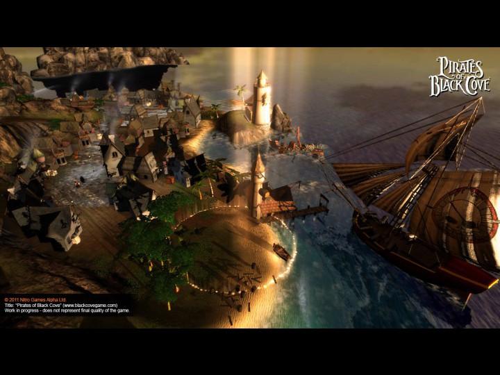 FB Paylaş. Pirates of Black Cove Скачать бесплатно игры журналы одн
