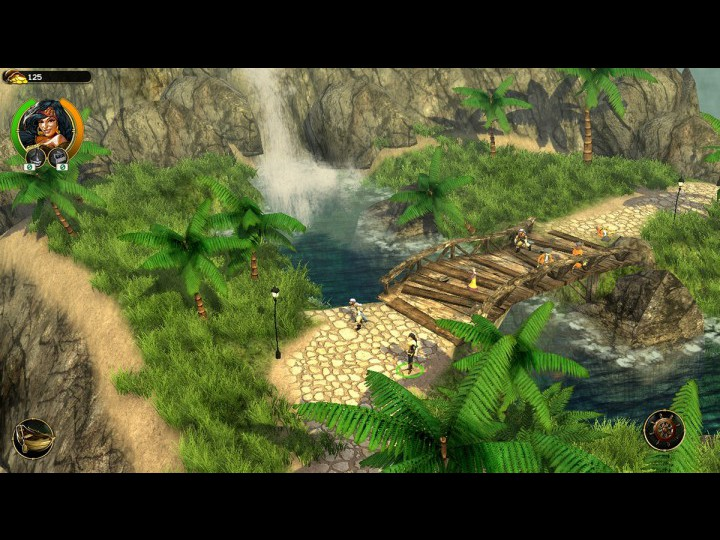 Pirates of Black Cove v1.0.5.8041 (2011/MULTi4) Лицензия СКАЧАТЬ БЕСПЛАТНО