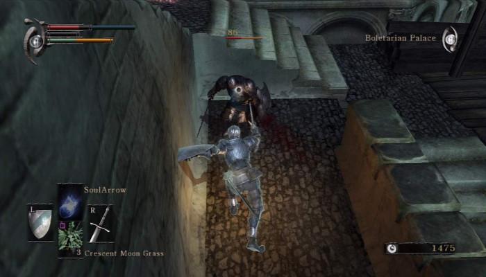 к игре Demon's Souls