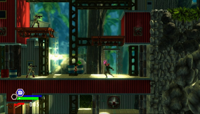к игре Bionic Commando Rearmed 2
