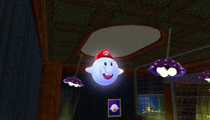 к игре Super Mario Galaxy