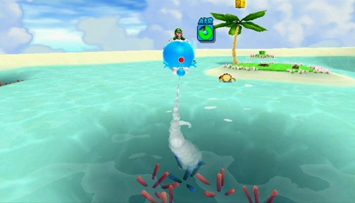 к игре Super Mario Galaxy 2