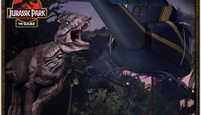 к игре Jurassic Park: The Game