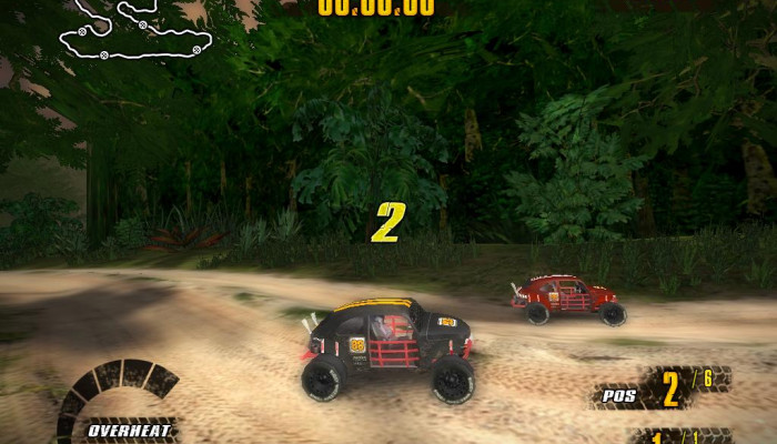 к игре Jungle Racers Advanced